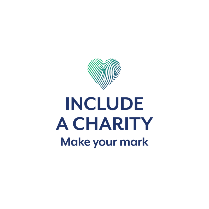 Include A Charity
